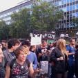 Parolen gegen die GEMA Tarif-Reform