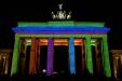 Festival of Lights at Brandenburger Tor 3