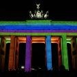 Festival of Lights at Brandenburger Tor 3