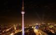 Festival of Lights from Park Inn, Alexanderplatz 3