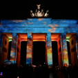 Festival of Lights at Brandenburger Tor 5