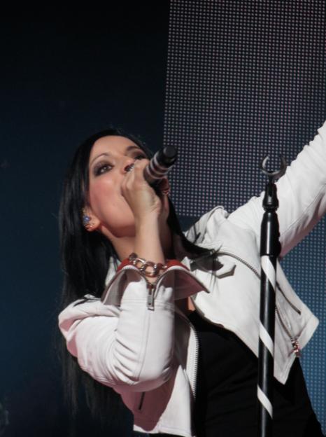 Silbermond live in Berlin - Stefanie Kloß