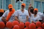 Niederlände für Akzeptanz, weltweit
