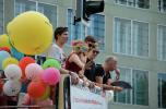 99 rainbow Luftballons