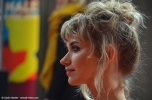 """""""A Long Way Down"""" actress Imogen Poots at the 2014 Berlinale."""