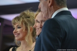 """""""A Long Way Down"""" cast at the 2014 Berlinale film festival."""