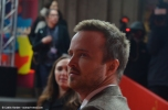 Aaron Paul on the red carpet at the 2014 Berlinale film festival.