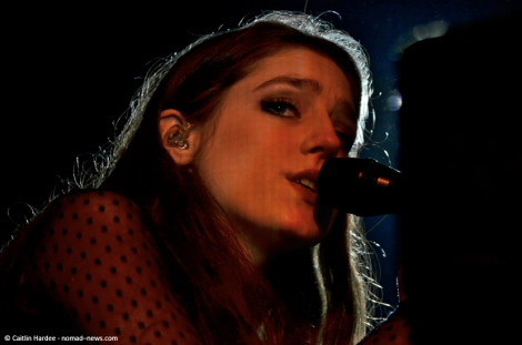Birdy sings in Berlin