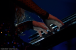 Birdy at her piano