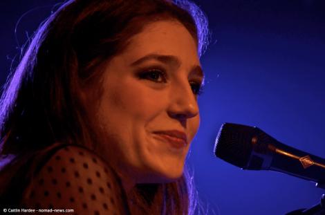 Birdy performs in Berlin's Astra Kulturhaus
