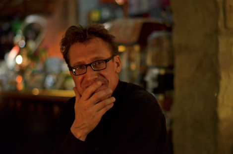 Eric Jarosinski, aka @NeinQuarterly, in Berlin