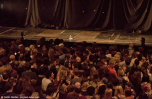 Crowd waits for Lorde to take the stage in Berlin. Copyright: Caitlin Hardee, Nomad News.