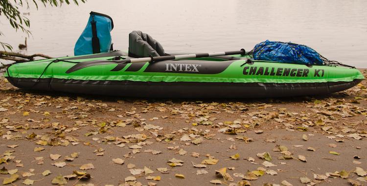 Kayaking in Berlin