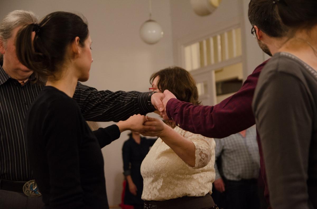 "Oldtime Dance Berlin - ""Bruin Family"""